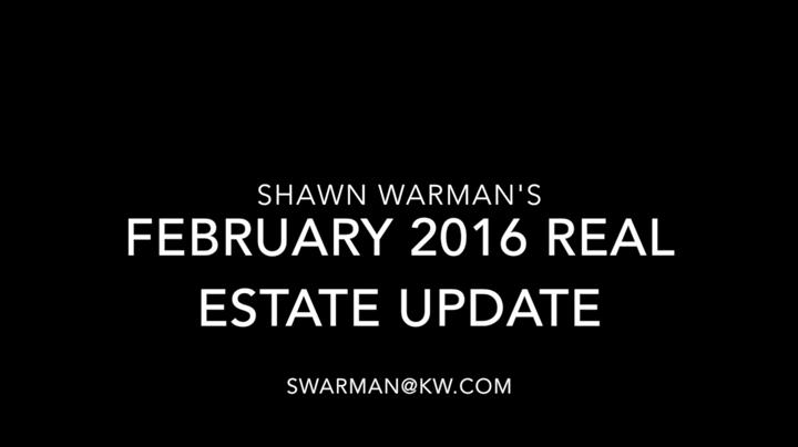 February 2016 Market Update
