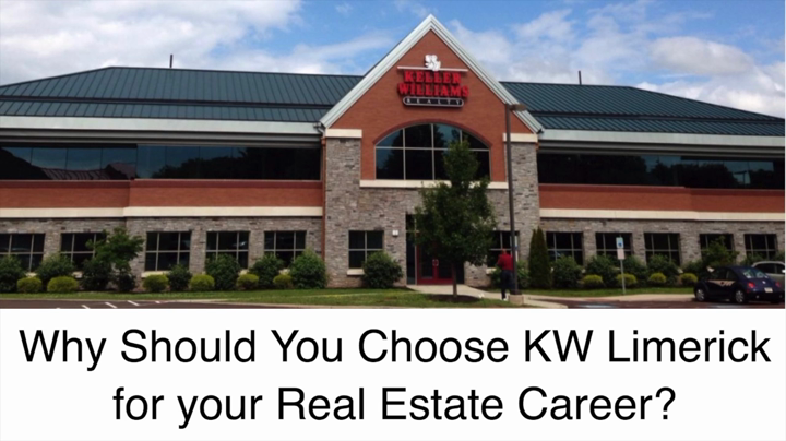 Why Choose Keller Williams Limerick as a Real Estate Professional