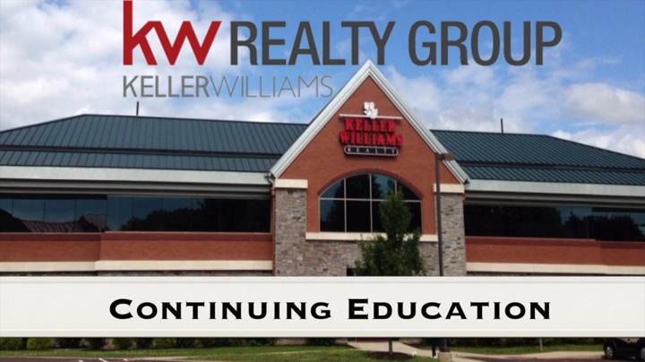 Keller Williams Limerick Continuing Education