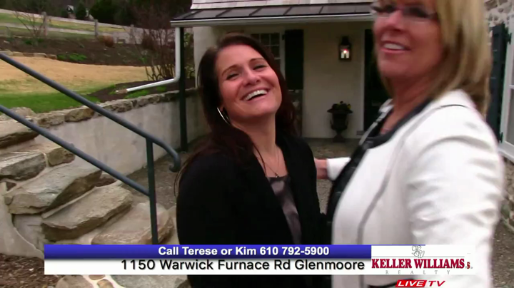 Terese Brittingham and Kim Chadwick introduce you to 1150 Warwick Furnace Road in Glenmoore PA