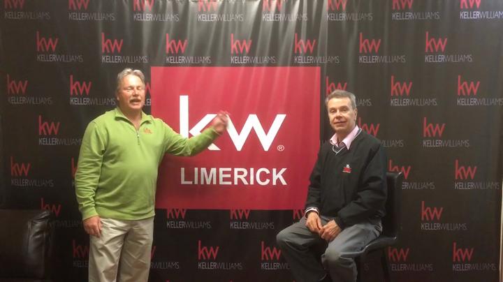 A quick flip with a fellow Keller Willisms Limerick agent